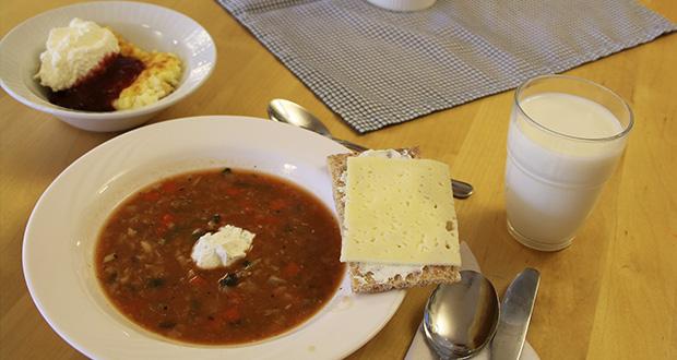 bra mat i äldreomsorgen meny och mat